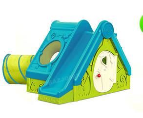 Детский домик с горкой Keter Funtivity, фото 2
