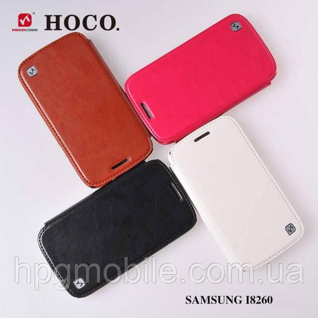Чехол для Samsung Galaxy Core Duos i8260/i8262 - HOCO Crystal - HPG Mobile. Мобильные запчасти, аксессуары и другие товары по лучшим ценам в Харькове