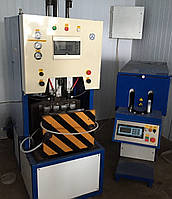 Машина Для Выдува ПЭТ Тары ( 0,25 до 5,0 лит.)
