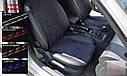 Авточехлы экокожа со  строчкой для Peugeot (Пежо), фото 3