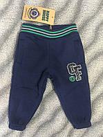 Спортивные штаны с начёсом для мальчиков 4 года