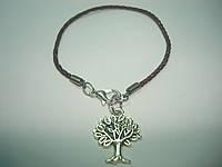 Коричневая нить Каббала «Денежное дерево»