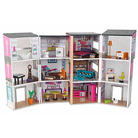 Кукольный домик KidKraft Contemporary Deluxe Townhouse 65883