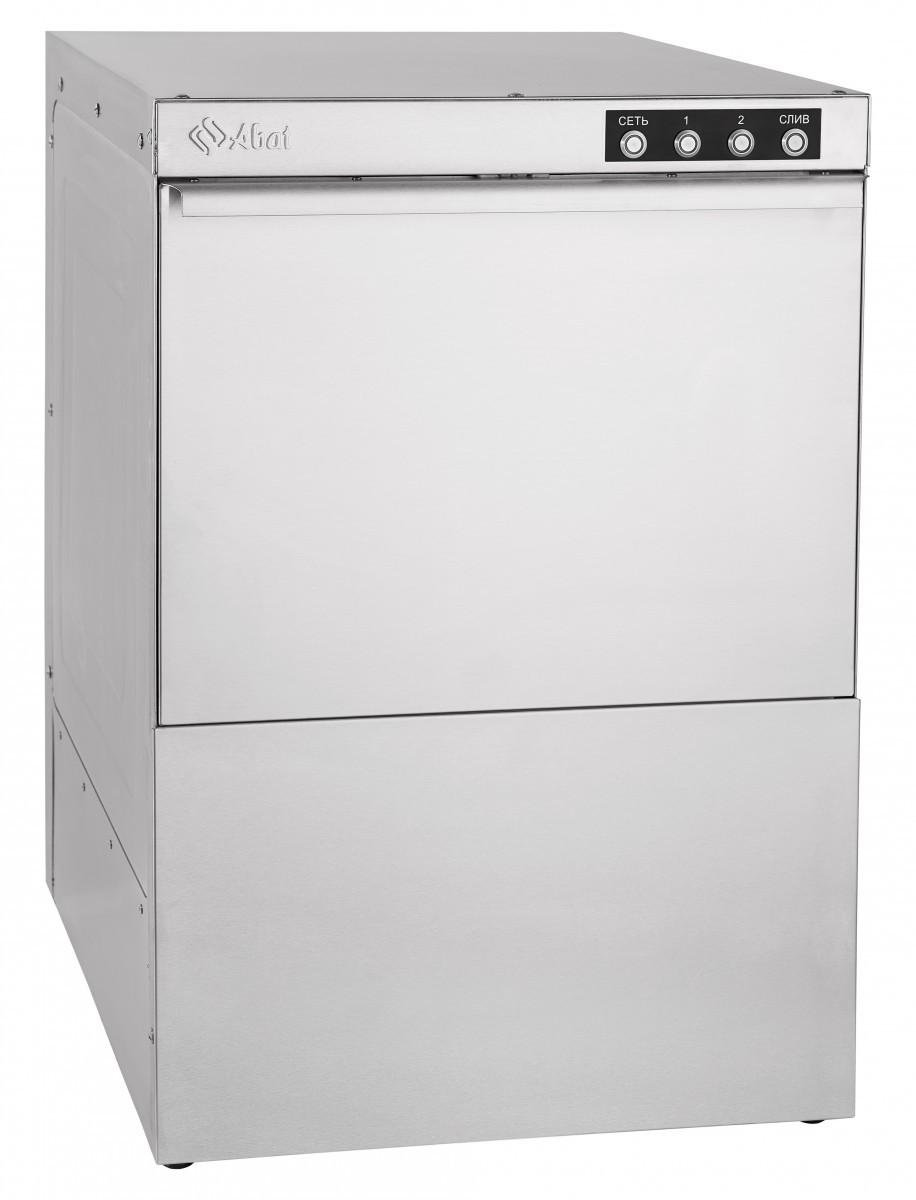Посудомоечная машина с фронтальной загрузкой Abat МПК-500Ф-02
