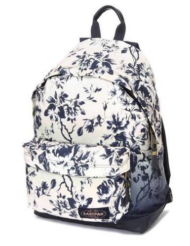 Креативный рюкзак 24 л. Wyoming Eastpak EK81166N бело-черный