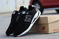 Черно-белые кроссовки New Balance 530 encap, мужские