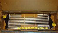 Радиатор интеркулера Volkswagen LT 28-46, Mercedes Spinter производство Tempest