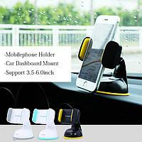 Автодержатель Remax RM-C06 для iPhone 5 5S SE