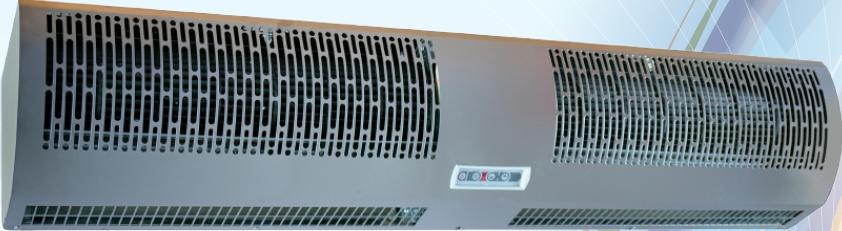 Повітряна теплова електрична завіса Neoclima Intellect E18 X