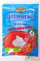 Galaretka Желе клубничный 70 гр Kraw Pak Польша