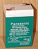 Аккумулятор 6v Panasonic