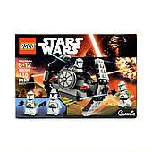Конструктор для мальчиков Star Wars 110 деталей (88099)
