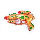 Музыкальный светящийся пистолет для детей (JQ6300)
