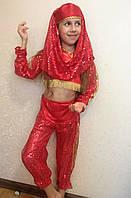 Детский восточный  костюм на девочку