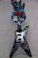 Детская сенсорная гитара ,музыкальная-66см