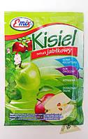 Кисель с яблочным вкусом Emix Польша 40g