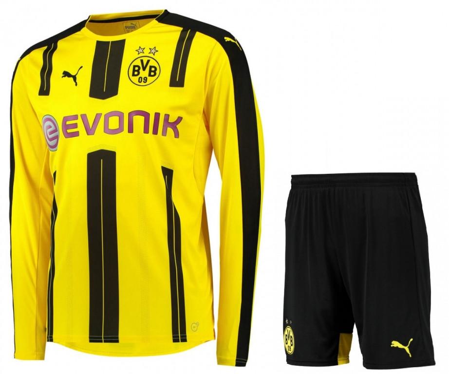 Одежда пума футбольной команды боруссия дортмунд