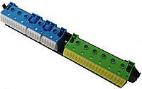 Утримувач з клемами PE/N: 21xN+20xPE / 5xN+6xPE VZ464