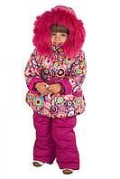 Зима девочки костюм Донило 3-6 лет