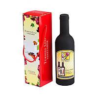 """Набор сомелье в виде бутылки вина """"0,33""""."""