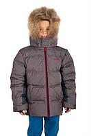 Пуховик куртка на мальчика Донило 6-10 лет