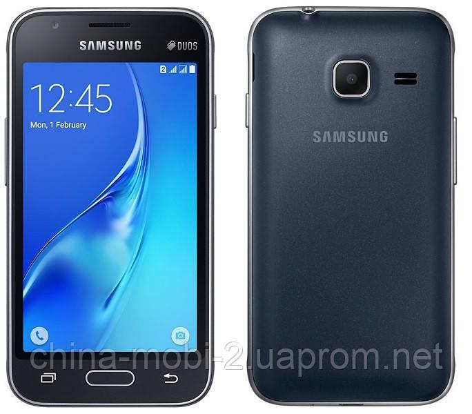 Смартфон Samsung Galaxy J1 mini Duos J105H Black '''''