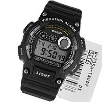 Часы Casio W-735H-1 (вибросигнал)