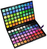 Профессиональная палитра теней для век 120 оттенков Beauties Factory Eyeshadow Palette #03 – SPECTRUM
