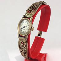 Чайка 17 камней женские часы