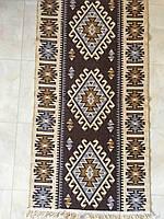 Доріжка килим шерстяний 90*60 см
