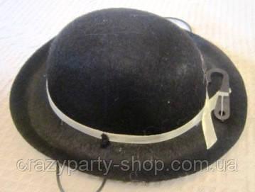 Шляпка маленькая Котелок