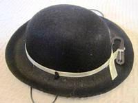 Шляпка маленькая Котелок, фото 1