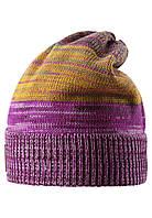 Детская зимняя шапка для девочки Reima 528480-4620. Размер 50-56.