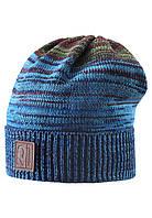 Зимняя шапка для мальчика Reima 528480-6980. Размер 50., фото 1
