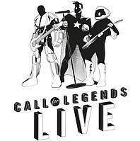 """Музыкальный конкурс: """"В поисках легенды"""" (Call for Legends - Live)!"""
