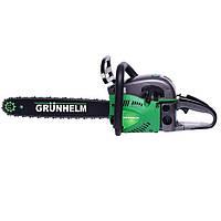 Бензопила Grunhelm GS-58-18/2  Professional