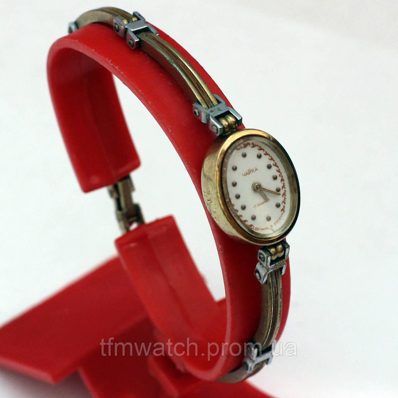 Чайка российские женские часы