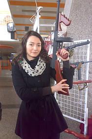 Самая главная из всех гангстеров города Одессы, только не говорите, что видели у меня на сайте.