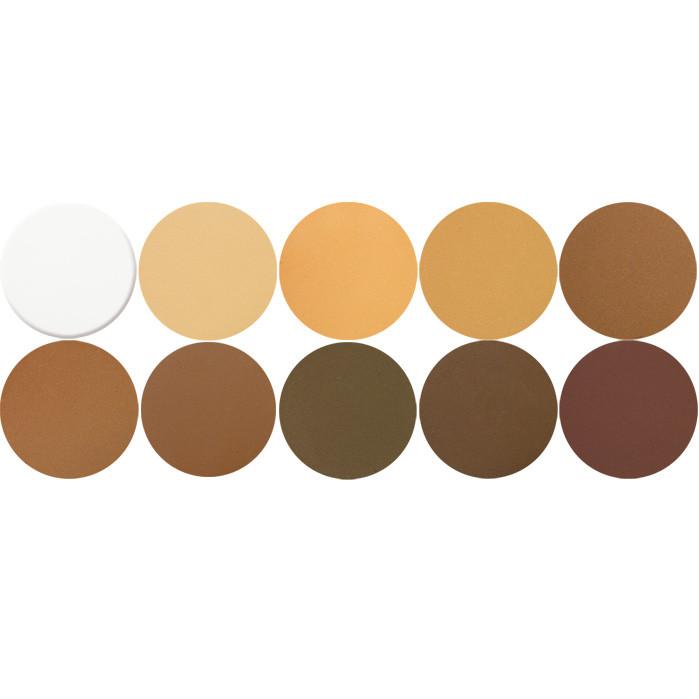 Палитра теней для век 10 цветов Beauties Factory Eyeshadow Palette #01 - NEUTRAL NUDE