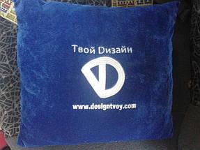 Подушки с логотипом 3