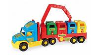 Игрушечный мусоровоз Super Truck 36530