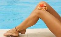 Воскова депіляція ніг  повністю  Салон краси «Доміно» Львiв (Сихів)