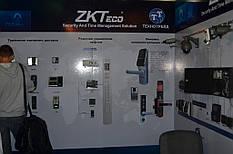 Биометрические и бесконтактные технологии на выставке  Безпека 2013 1