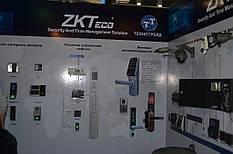 Биометрические и бесконтактные технологии на выставке  Безпека 2013 2