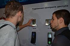 Биометрические и бесконтактные технологии на выставке  Безпека 2013 12