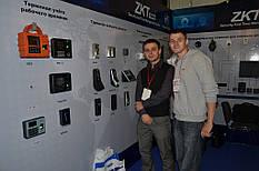 Биометрические и бесконтактные технологии на выставке  Безпека 2013 13