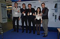 Биометрические и бесконтактные технологии на выставке  Безпека 2013 18