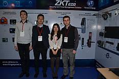 Биометрические и бесконтактные технологии на выставке  Безпека 2013 19