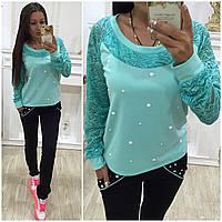 Блуза жіноча стильна 468 Н