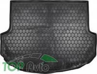 Avto Gumm Резиновый коврик в багажник HYUNDAI Santa-Fe короткая база 2012- (5 мест)